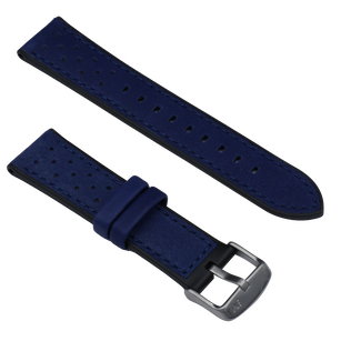 Flyboard rubber-leather navy blue 22mm
