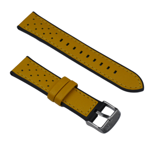 Flyboard rubber-leather 22mm yellow