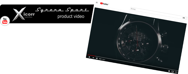 Syrena Sport - product video