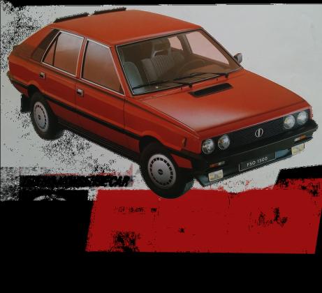FSO Polonez 1500 MISTRAL